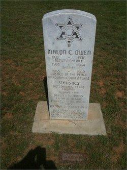 Malon C. Owen