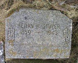 Henry C. Stutter