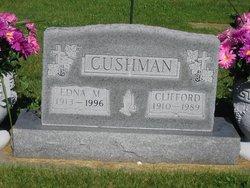 Edna M Cushman