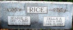 Bennie David Rice