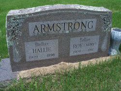 Roy I Army Armstrong
