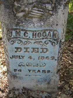 James McCain Hogan