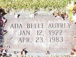 Ada Bell <i>Riddle</i> Autrey