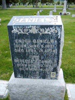 Rebecca J <i>Brinkley</i> Daniels