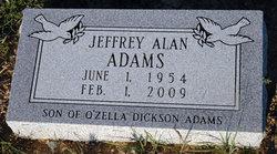 Jeffrey Alan Adams