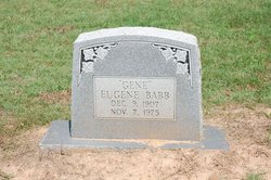 Eugene Gene Babb