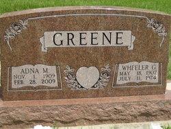 Wheeler Greene