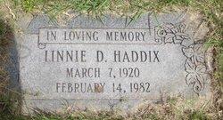 Linnie D. Haddix