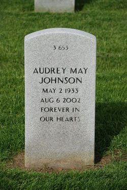 Audrey May Johnson