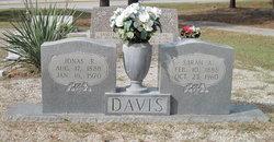 Sarah <i>Abernathy</i> Davis
