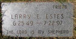 Larry E Estes