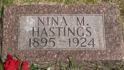 Nina May <i>Rosentreader</i> Hastings
