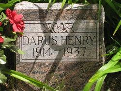 Darus Henry Haddix