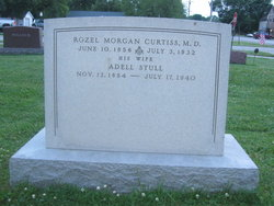 Dr Rozel Morgan Curtiss