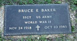 Bruce E. Baker