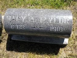 Mary Elizabeth <i>Booher</i> Taylor