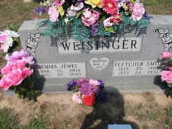 Emma Jewel <i>Tisdale</i> Weisinger
