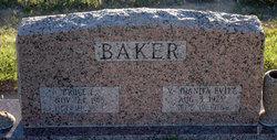 Vivian Juanita Baker <i>Bishop</i> Evitt