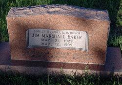 Dr Jim Marshall Baker