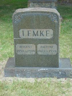 August Ludwick Lemke