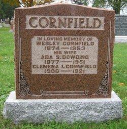Ada Susanna <i>Dowding</i> Cornfield