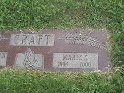 Marie E <i>Eckman</i> Craft