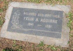 Felix Ramon Aguirre