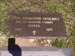 Lynn Ormond Holmes