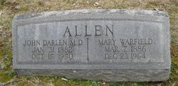 MD John Darlen Allen