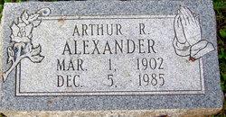 Arthur R. Alexander
