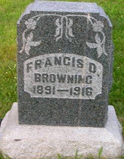 Francis D. Browning