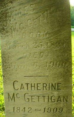 Catherine McGettigan