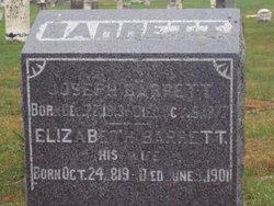 Elizabeth <i>Frantz</i> Barrett