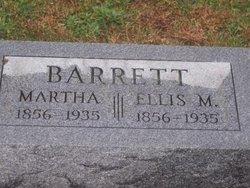 Martha <i>Orcutt</i> Barrett