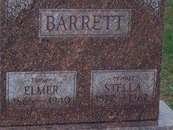 Stella Opal <i>Faught</i> Barrett