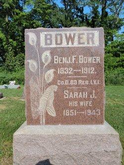Benjamin F. Bower