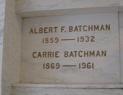 Caroline Kay Carrie <i>Nessling</i> Batchman