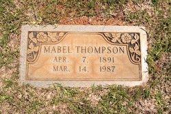 Mabel <i>Thompson</i> Close