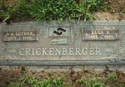 Lula <i>Rusmisel</i> Crickenberger