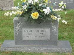 Bernice Mordecai