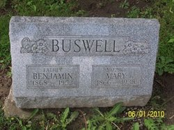 Mary Buswell