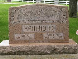 Ollie Albert Hammond