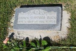 Nancy Ann <i>Stafford</i> Buck