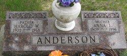Harold Ward Anderson