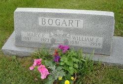 Mary Elizabeth <i>Boyce</i> Bogart