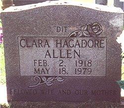 Clara Mae Dit <i>Haggadore</i> Allen