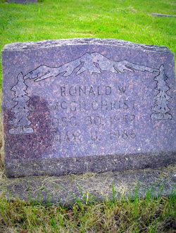 Ronald W McGilchrist