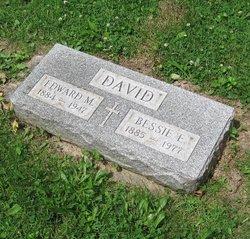 Bessie E. <i>Wilson</i> David
