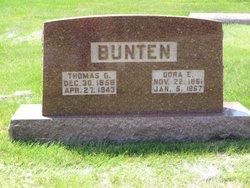 Dora Emma <i>Gardner</i> Bunten