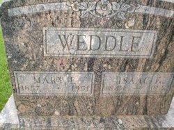 Mary E Weddle